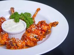 Buffalo Wings - Bowler Restaurant