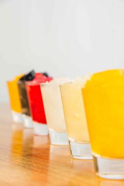Frizzantea -  Assorted Fruit Gelos
