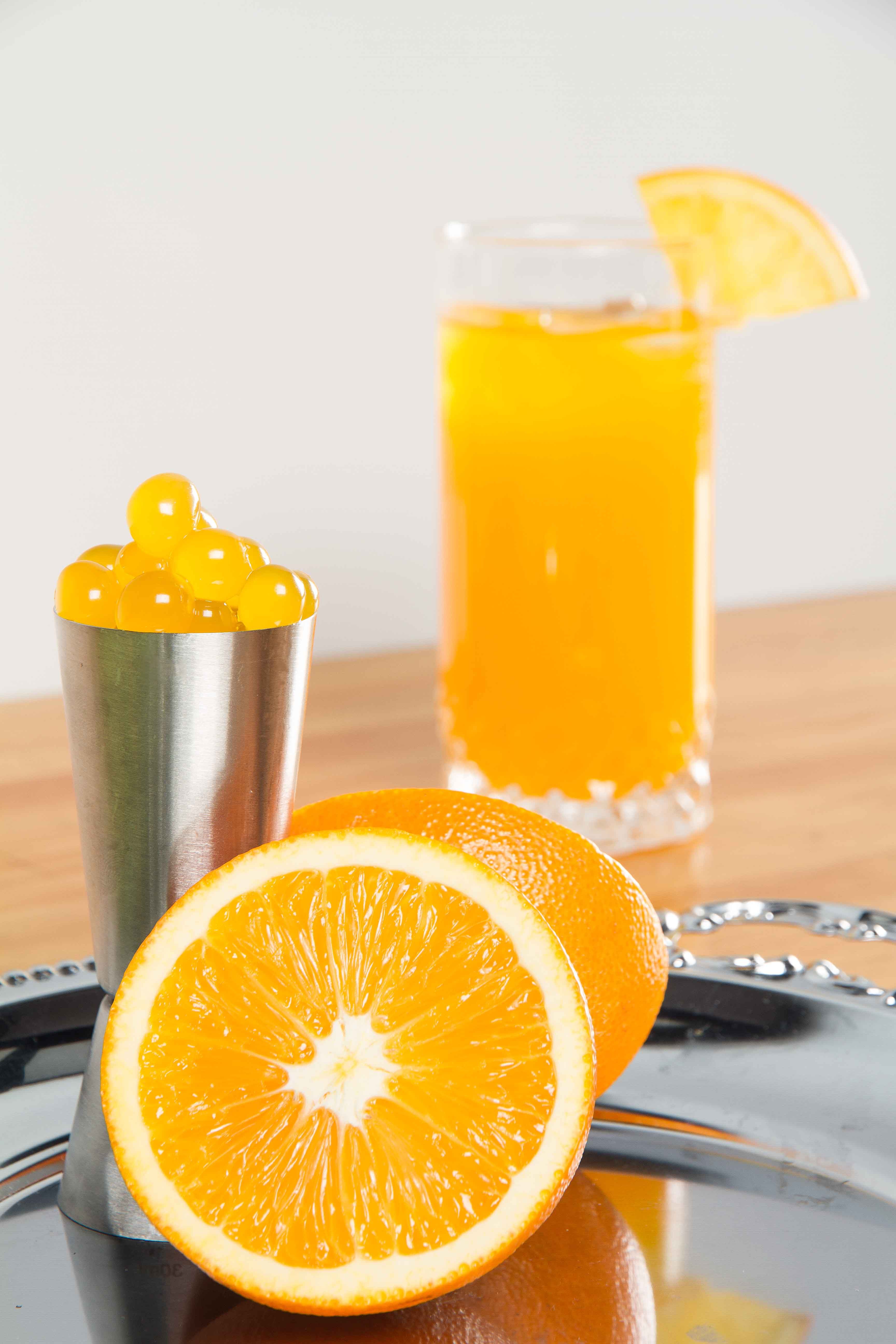 Frizzantea - Popping Boba Orange