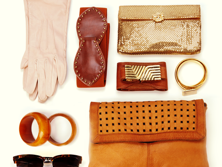 How To Rock Vintage Accessories