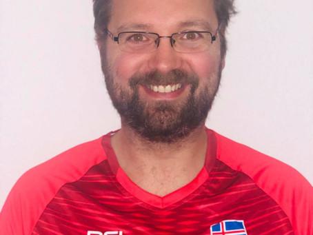 Helgi Jóhannesson hefur stofnað nýja badmintondeild á Sauðárkróki
