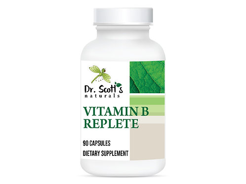 VITAMIN B REPLETE 90 CAPS