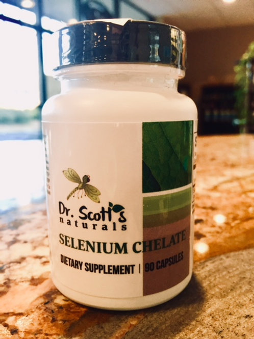 Dr. Scott's Selenium Chelate 90 Caps