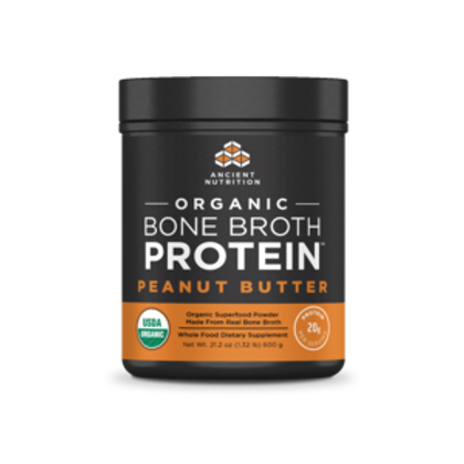 Organic Peanut butter Bone Broth