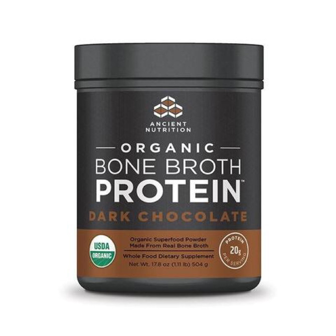 New Products-Organic Bone Broth Protein and Organic Bone Broth Collagen