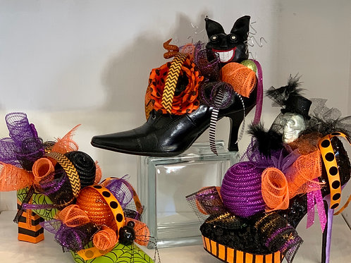 Halloween Witchy Shoes