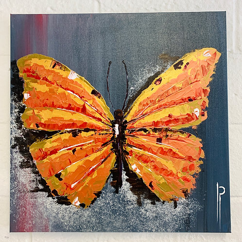 Butterfly Paintings by Ivan Pesic