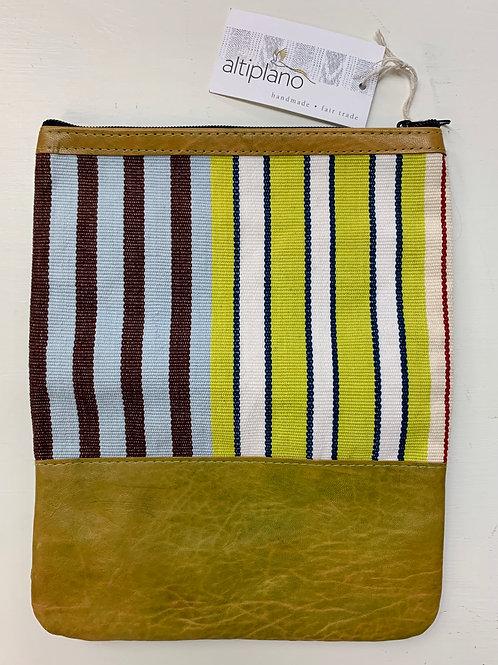 Fold over clutch purse