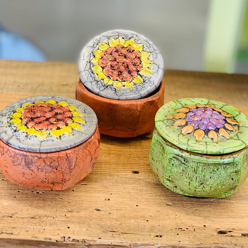 Flower Pottery Boxes