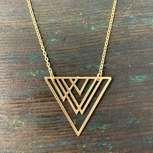 Handmade Brass Necklaces