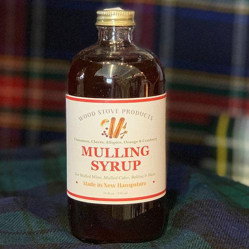 Mulling Syrup 16 oz