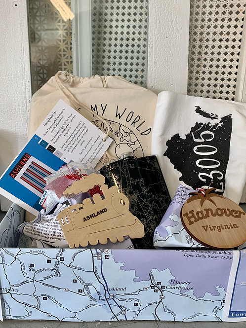 Local and Loving It Gift Basket