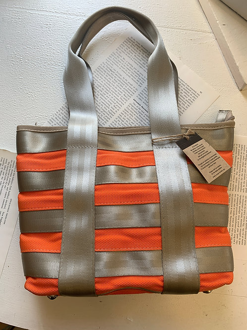 Repurposed Seat Belt Bag