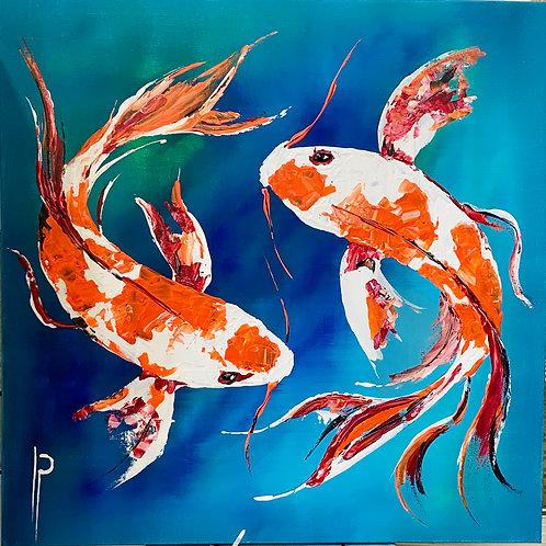 Original Paintings by Ivan Pesic