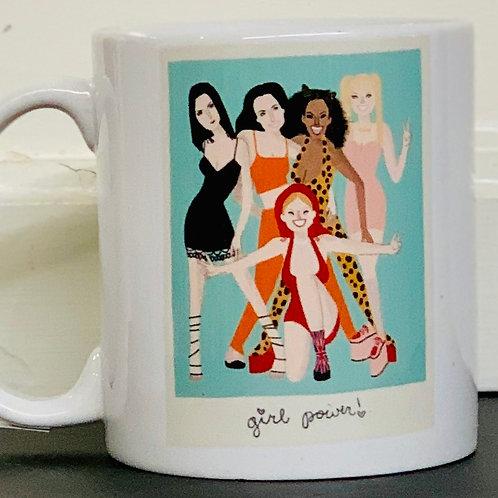 Pop Culture Ceramic Mugs