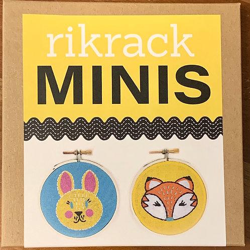 Embroidery Kit MINIS