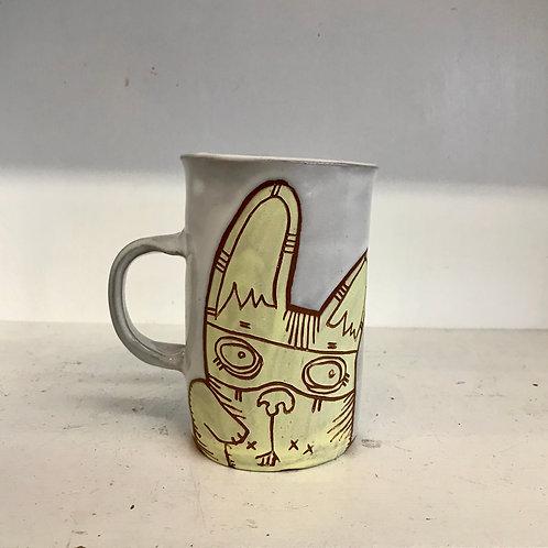 Rabbit Critter Mug