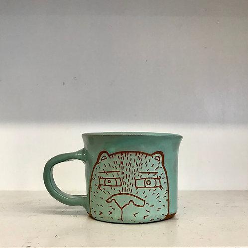 Hedgehog Critter Mug