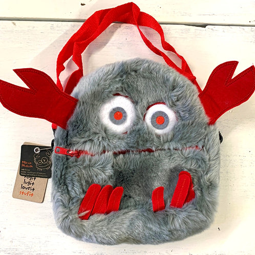 Plush Kid's Tote and Toy