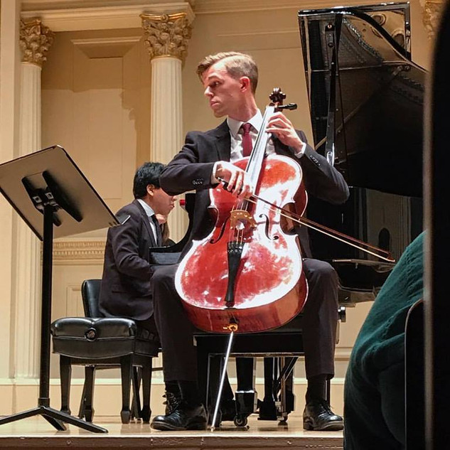 NYIAA Carnegie Hall perforamnce, Sept. 2017