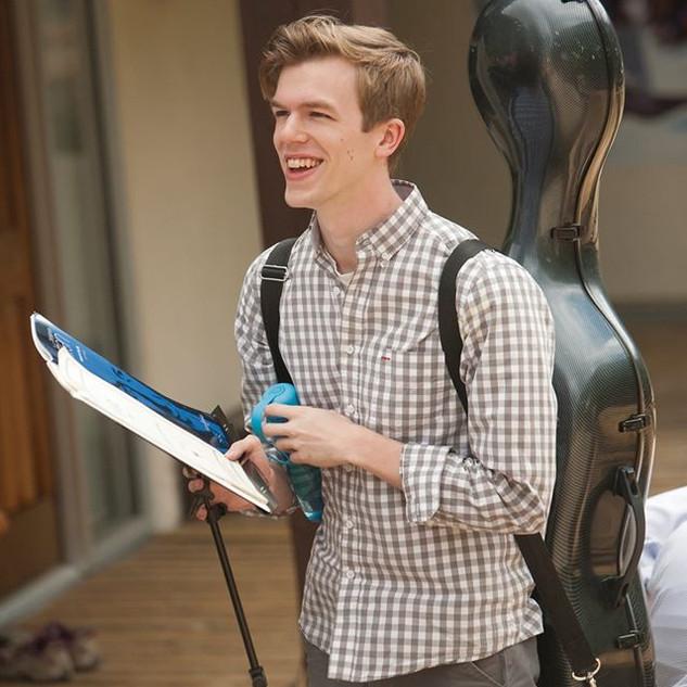 at Taos School of Music