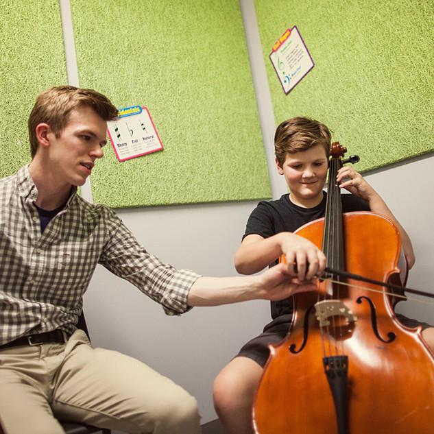 Teaching with Mercury Quartet