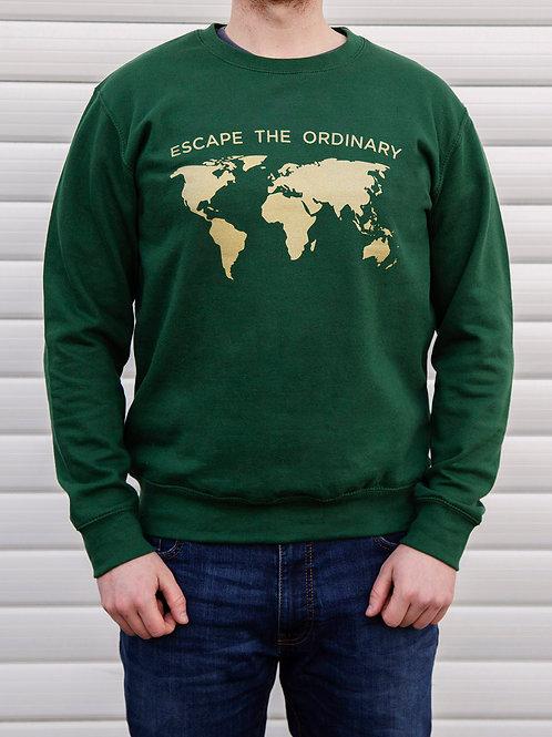 Map Sweatshirt