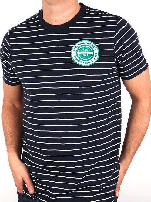 Etchrail Striped T-shirt