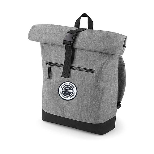 Etchrail Roll Top Backpack