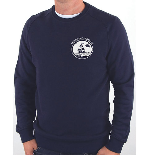 Sailing Ship Etchrail Sweatshirt