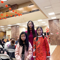Bring students to perform at Chase Bank Chinese New Year event 2020.JPG