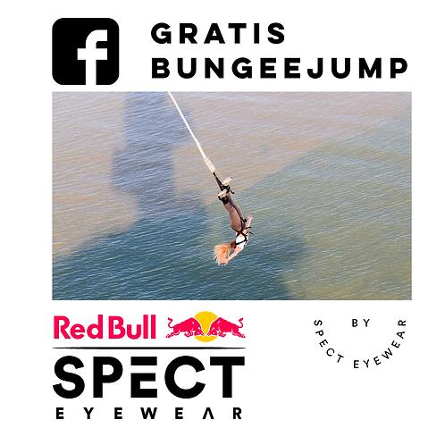 Gratis bungee jump facebook actie