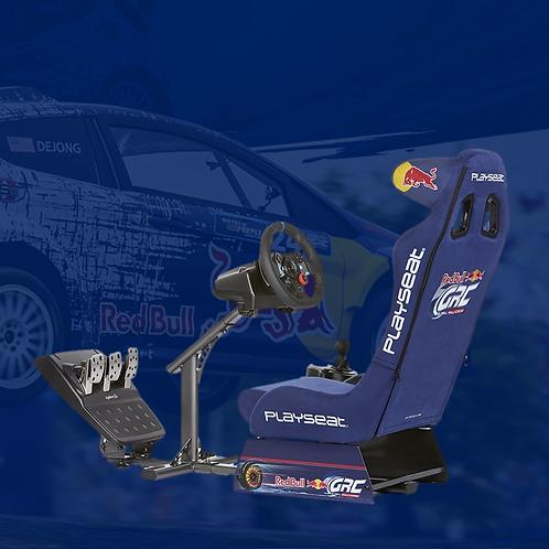 Red Bull rally simulator | playseat