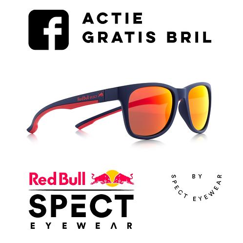 Facebook actie 'gratisbril'