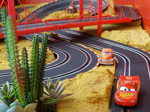 Disney Cars | slotracebaan