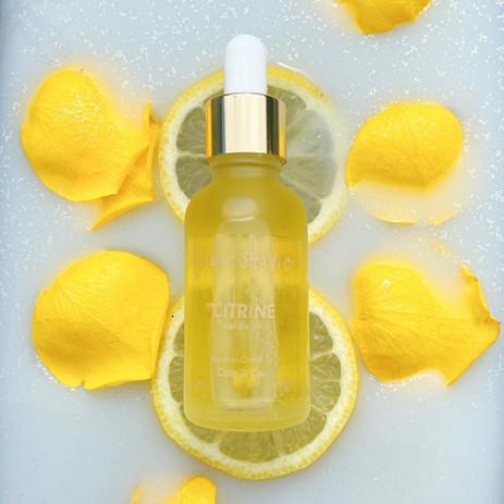 fleurstudio citrine cuticle oil