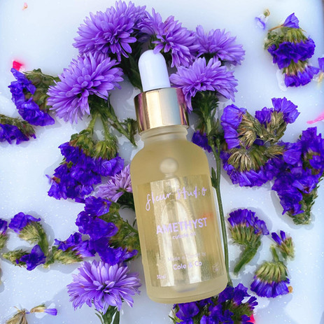 fleurstudio amethyst cuticle oil
