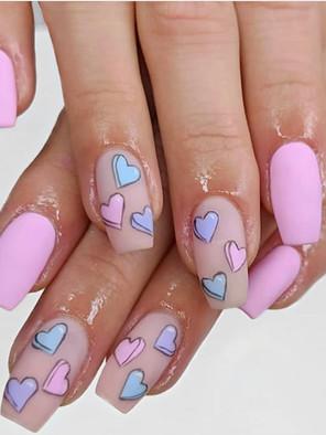 Intricate Nail Art