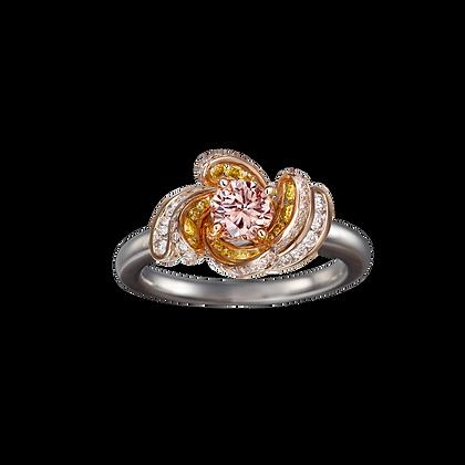 Floral Petal Ring