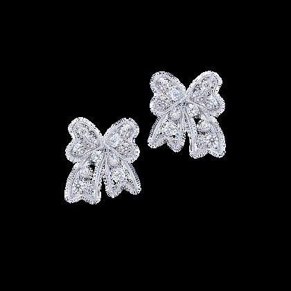 Butterfly Diamond Earring