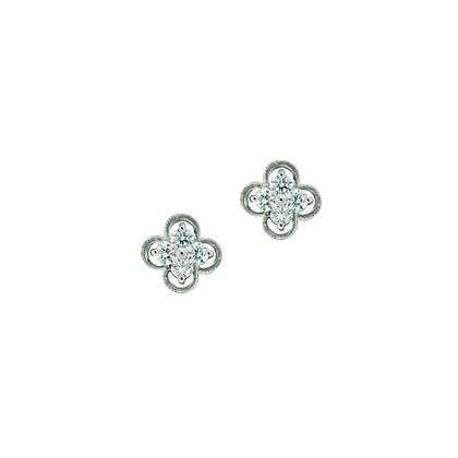 In Europe with Love Stud Earring