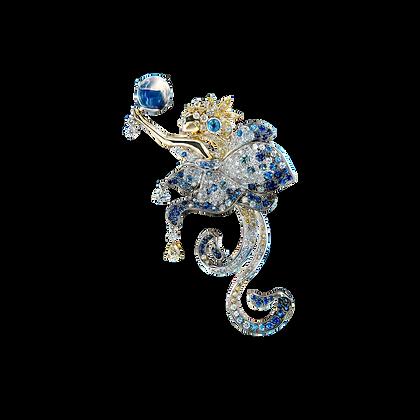 Dew Fairy Pendant