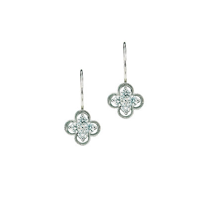 In Europe with Love Hook Earring