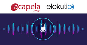 Technoleads announces choice of Acapela Group for elokutio™ digital audio description services