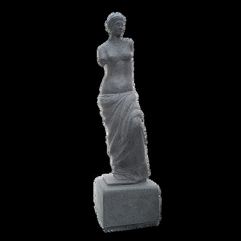 Venere di Milo - Statua in pietra lavica