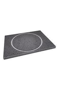 Pizza Stone - Pietra per Pizza 40x30x2 cm