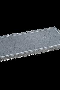 Lava Grill L - Bistecchiera 60x30x2 cm
