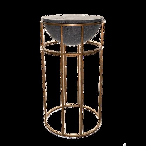 Sphere - Tavolo basso in pietra lavica