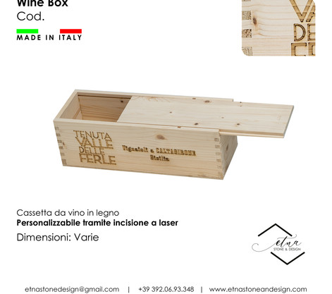 Collection Wine Box