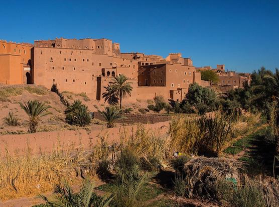 Ouarzazate, High Atlas mountains